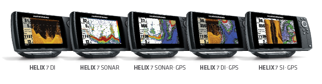 New Humminbird HELIX 7 Range - NOW AVAILABLE! - Boating & RV